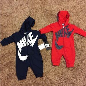 Nike rompers